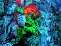 Reed Flute Caves nr. Guillin, China 3003
