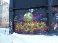 Graffiti Montreal 5