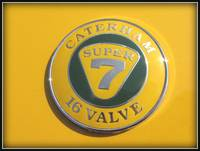 Caterham Badge