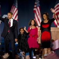 """Barack Obama and Family"" by hestoft"