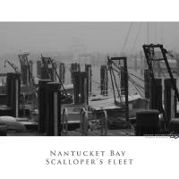 Nantucket's Bay Scallop Fleet by George Riethof