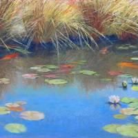 Reflections On Green Art Prints & Posters by Brenda Boylan