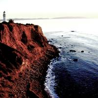 Pt Vicente Lighthouse & Catalina Island Deep