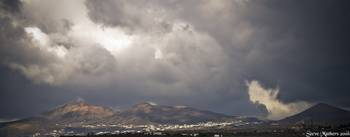 Clouds & Mountains........Lanzarote!