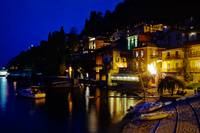 Nighttime in Varenna