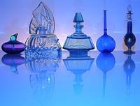 Glass perfume Bottles 01