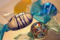 Murano glass 'sweeties'