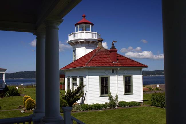 Mukilteo Lighthouse,