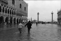 High Water in Saint Marco Square, Venice