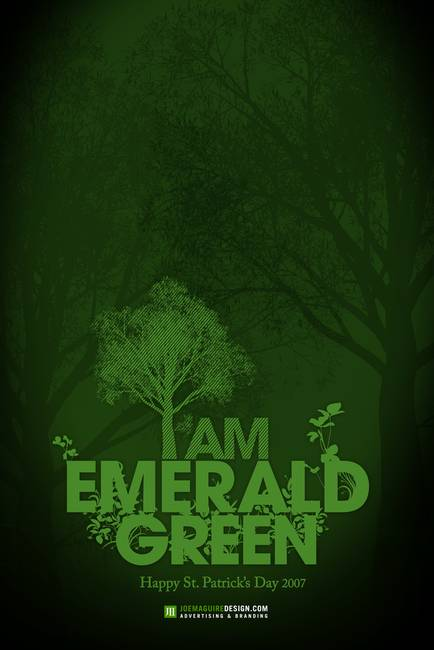 I am Emerald Green