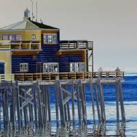 """""""Malibu Pier"""" by SoCal_Island_Girl"""