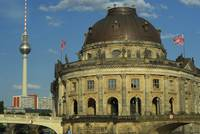River Spree and Bode Museum, Berlin, Germany