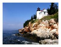 Bass Harbor Lighthouse-Maine