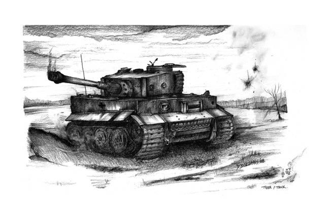 stunning panzer artwork for sale on fine art prints. Black Bedroom Furniture Sets. Home Design Ideas