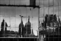 Reflection of the City, London