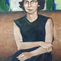"""Wise Blood: A Portrait of Flannery OConnor"" by lavatican"