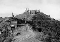 Observatory on Mount Hamilton c1890 by WorldWide Archive