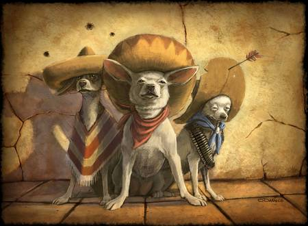 The 3 Banditos by Sean O`Daniels