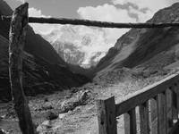 Gate to Salkantay