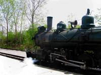 Steam Engine Train