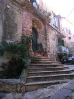 Architecture of Old Tropea