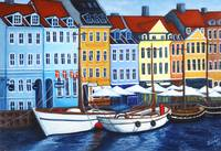 Colors of Nyhavn I