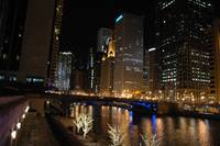 Chicago River Scene