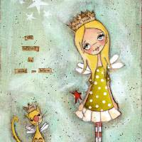 """""""She believed in make-believe"""" by Dudadaze"""