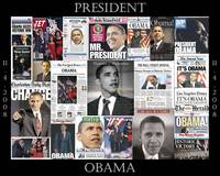 Obama Poster-A 16x20