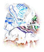Colorful Tallit