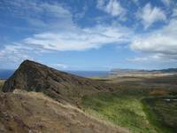 Cliffs of Rapa Nui