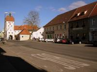 Where all the Lights are Bright...