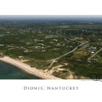 Dionis Beach, Nantucket by George Riethof