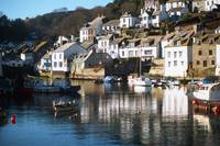 1115Polperro Cornish Fishing Village 1015