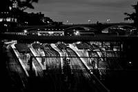 Waverley Station, Edinburgh - Nightshot