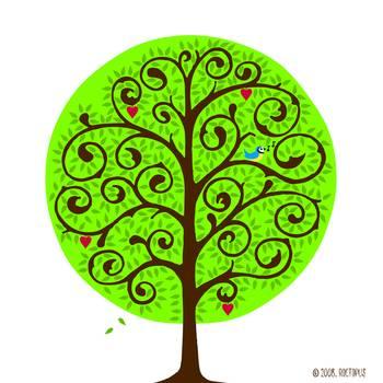 Tumtum Tree By Mr Roctopus