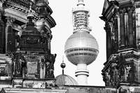 TV-Tower and Berlin Dome I