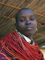 Samburu woman named Norah