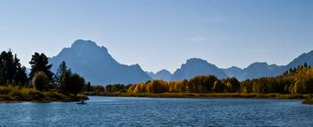 Oxbow Bend in Autumn