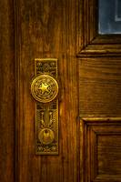 Texas Capitol Door Knob
