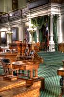 Texas Senate Dais 2