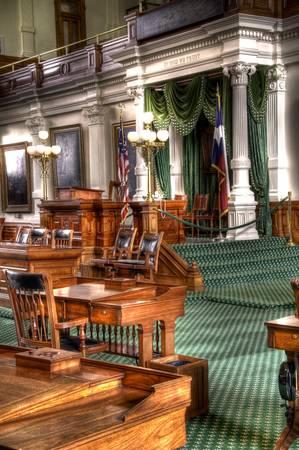 Texas Senate Dais 2