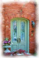 Cabbagetown Door