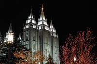 Salt Lake City Temple (by BreAnn)