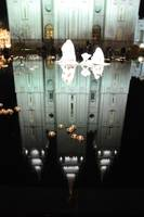 Salt Lake City Temple Reflection