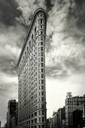 Flatiron Building Art Prints by Jorg Dickmann