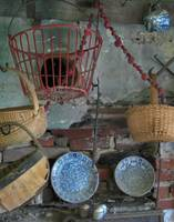 Indian Range Plantation kitchen baskets 2