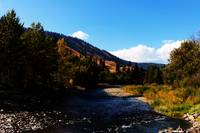 Naches River near Horseshoe Bend