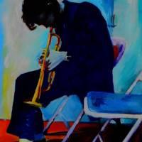 """""""Chet Baker"""" by Vel"""