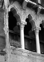 Rustic Ornate Columns